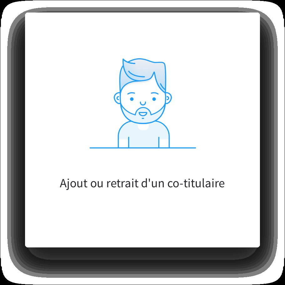ajouter co titulaire carte grise Ajout ou retrait d'un cotitulaire sur une carte grise   Eplaque.fr